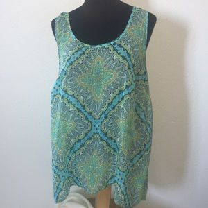 Maurice's Tank Top size 2X
